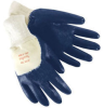 Nitrile Lightweight Palm Coated Gloves with Knitted Wrist - Image