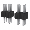 Rectangular Connectors - Headers, Male Pins -- 95105-434HLF-ND -Image