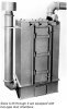Bag Type Intake Filter for Air Compressors -- IFFAC - Image