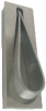 Tear Drop Edge Pull, Stainless Steel -- 748000