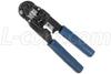 10P10C (RJ50) Crimp Tool w/Cut and Strip Function -- HTS9000 - Image