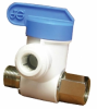 John Guest Angle Stop Adapter Valves -- 58361 - Image