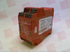 MONITORING SAFETY RELAY - INPUTS 2 N.C. 2 PNP SOLID STATE AUXILIARY OUTPUTS -- 440RC23139