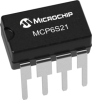 Programmable Gain Amplifiers -- MCP6S21 - Image