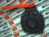 HAYWARD CPX02583 ( BUTTERFLY VALVE LEVER OPERATOR 4INCH PVC EPDM ZPLT ) -Image