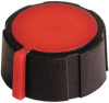 SKIRTED POINTER KNOB, 6.35MM -- 08N5398