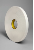 3M 4462 Black Foam Mounting Tape - 1/4 in Width x 72 yd Length - 31 mil Thick - 23494 -- 051115-23494 -- View Larger Image