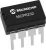 Operational Amplifier -- MCP6232 - Image