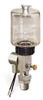 "(Formerly B1763-11X04), Single Feed Electro Lubricator, 9 oz Polycarbonate Reservoir, 1/2"" Male NPT, 24VDC -- B1763-0091B1S4024DW -- View Larger Image"