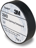 3M 2242 Linerless Rubber Electrical Tape, 3/4