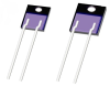 Flat Radial Lead Power Film Resistor -- HDP Series - Image