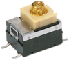 Miniature Key Switches -- K6 Series -- View Larger Image
