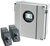 Clamp-On UltrasOnic Flowmeter -- SITRANS FS230 -- View Larger Image