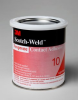 3M™ Scotch-Weld™ Neoprene Contact Adhesive 10 Light Yellow, 1 qt, 12 per case -- 10