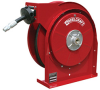 Spring Retractable High Pressure Grease Hose Reel -- 5435 OHP