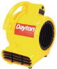 Portable Blower.Yellow.115 V.500 CFM -- 5UMP6