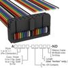Rectangular Cable Assemblies -- A1DXH-2036M-ND -Image