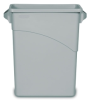 Rubbermaid Slim Jim Containers Recycling System -- 7049
