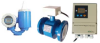 Battery-Powered Magnetic Water Flow Meter -- Series MAG888-DC - Image