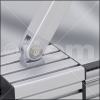 Ball-Bearing Hinge 8 40x40 -- 0.0.494.11