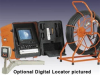 GenEye GL Standard Color Camera w/200ft Push Rod -- GECGLA