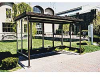 PORTA-KING Durasteel Fully Assembled Smoking Shelters -- 3978302