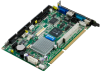 DM&P Vortex86DX ISA Half-size SBC with LVDS/LAN/PC104/CFC/8 COM and PC/104 -- PCA-6743
