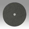 3M Scotch-Brite CF-DC Silicon Carbide Deburring Disc - Fine Grade - Arbor Attachment - 5 in Diameter - 3/8 in Center Hole - 28131 -- 048011-28131 - Image